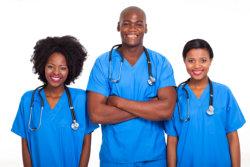 group of nurse